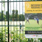 9. Interkulturelles Fußballturnier in der Lüderitzstraße