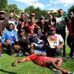 Eindrücke vom 9. Interkulturellen Fußballturnier