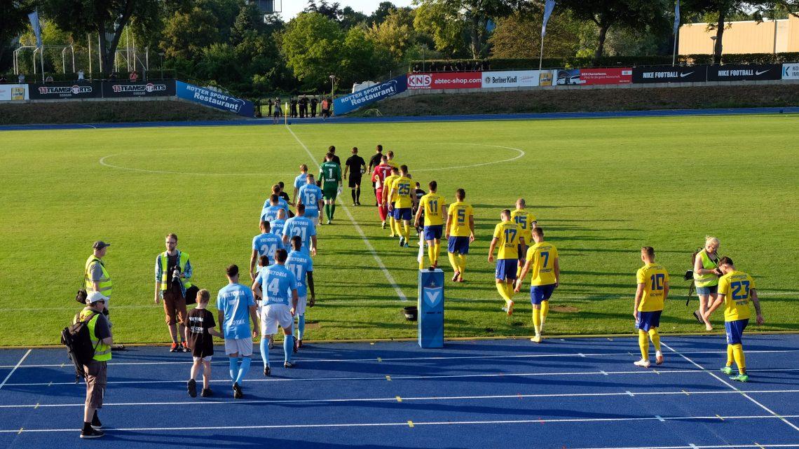 Viktoria 89 überzeugt im ersten Heimspiel der Regionalliga Nordost seine Anhänger