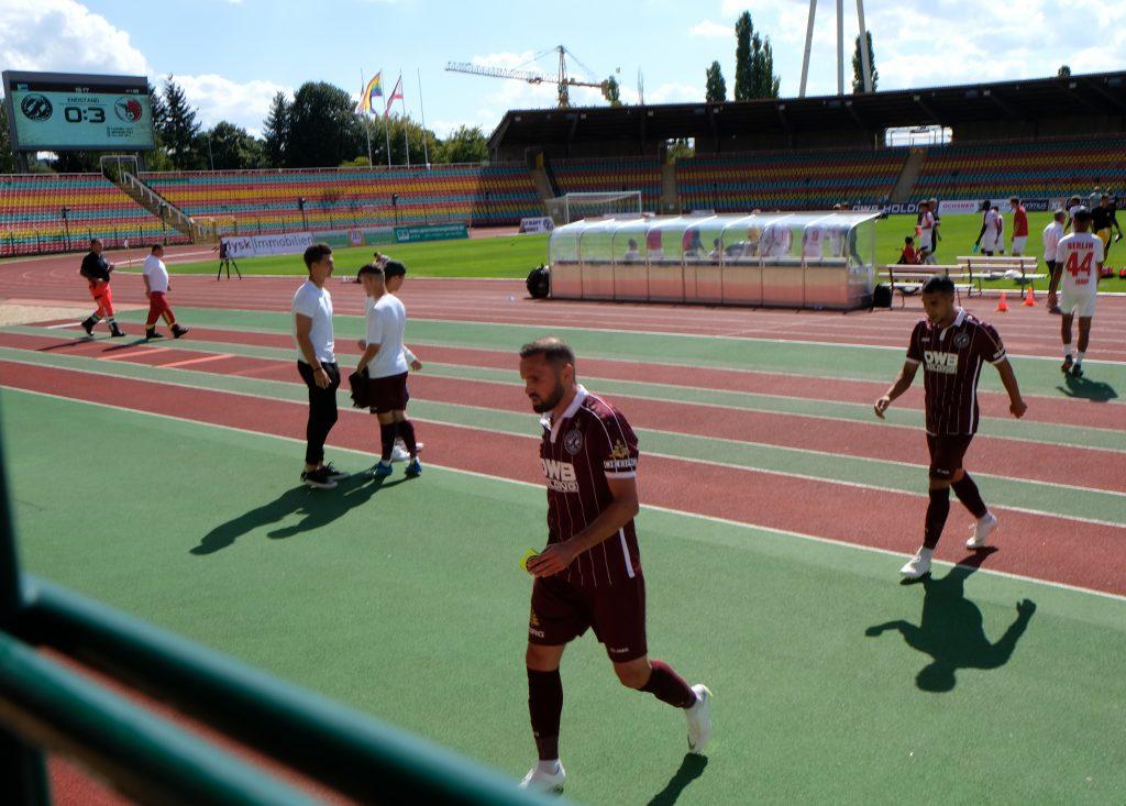 Bilal Cubukcu vom BFC Dynamo