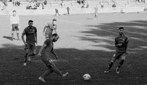 Blau-Weiss 90 gegen Hertha 03